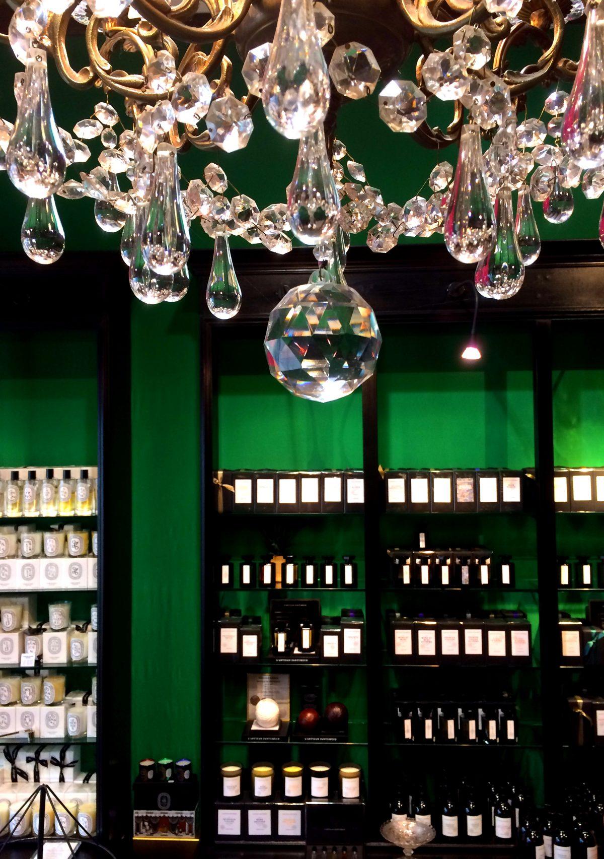 Les Ateliers du Parfumeur – 11 rue Mably
