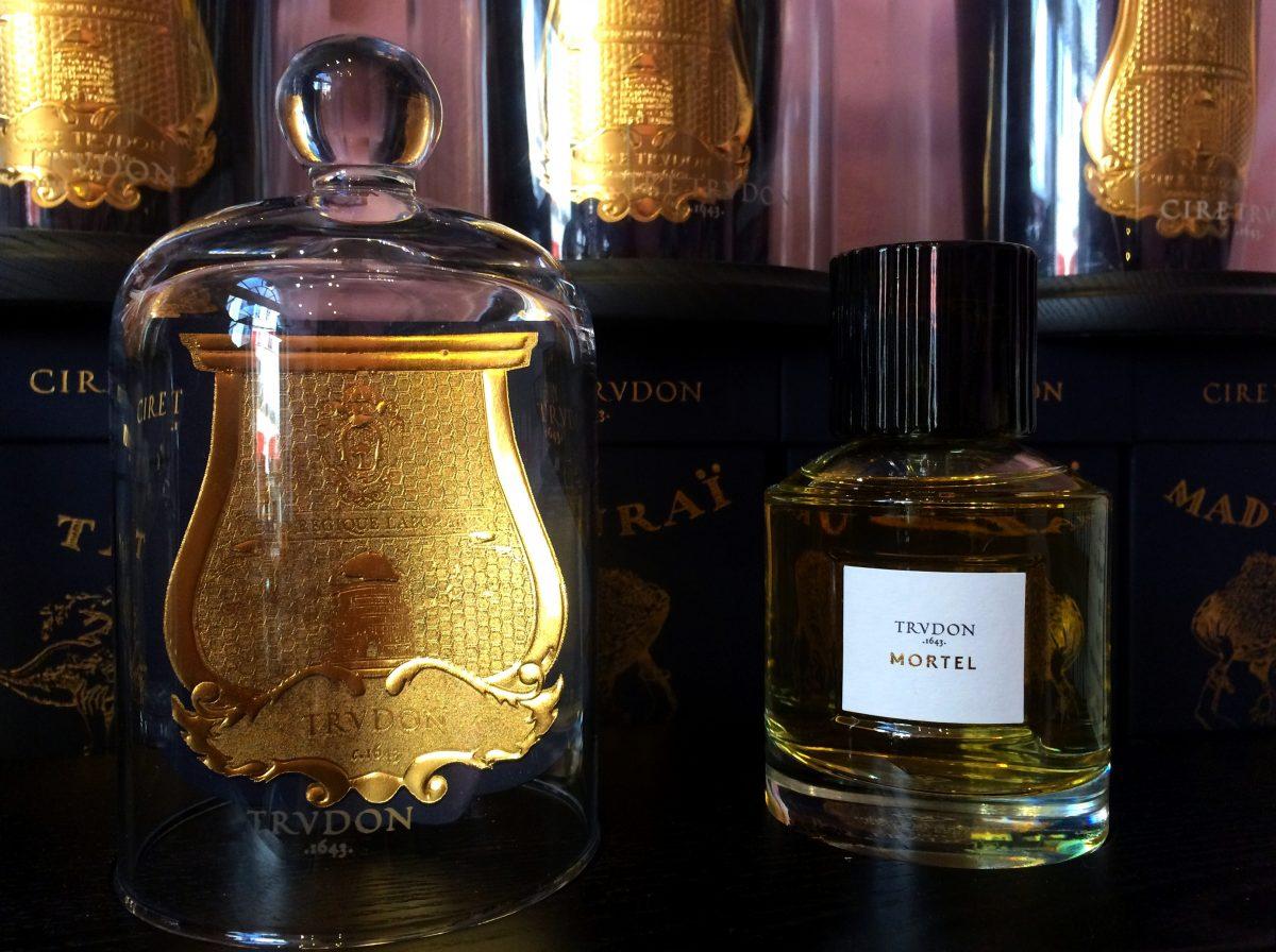 Dijon Design désire : Les parfums Trudon