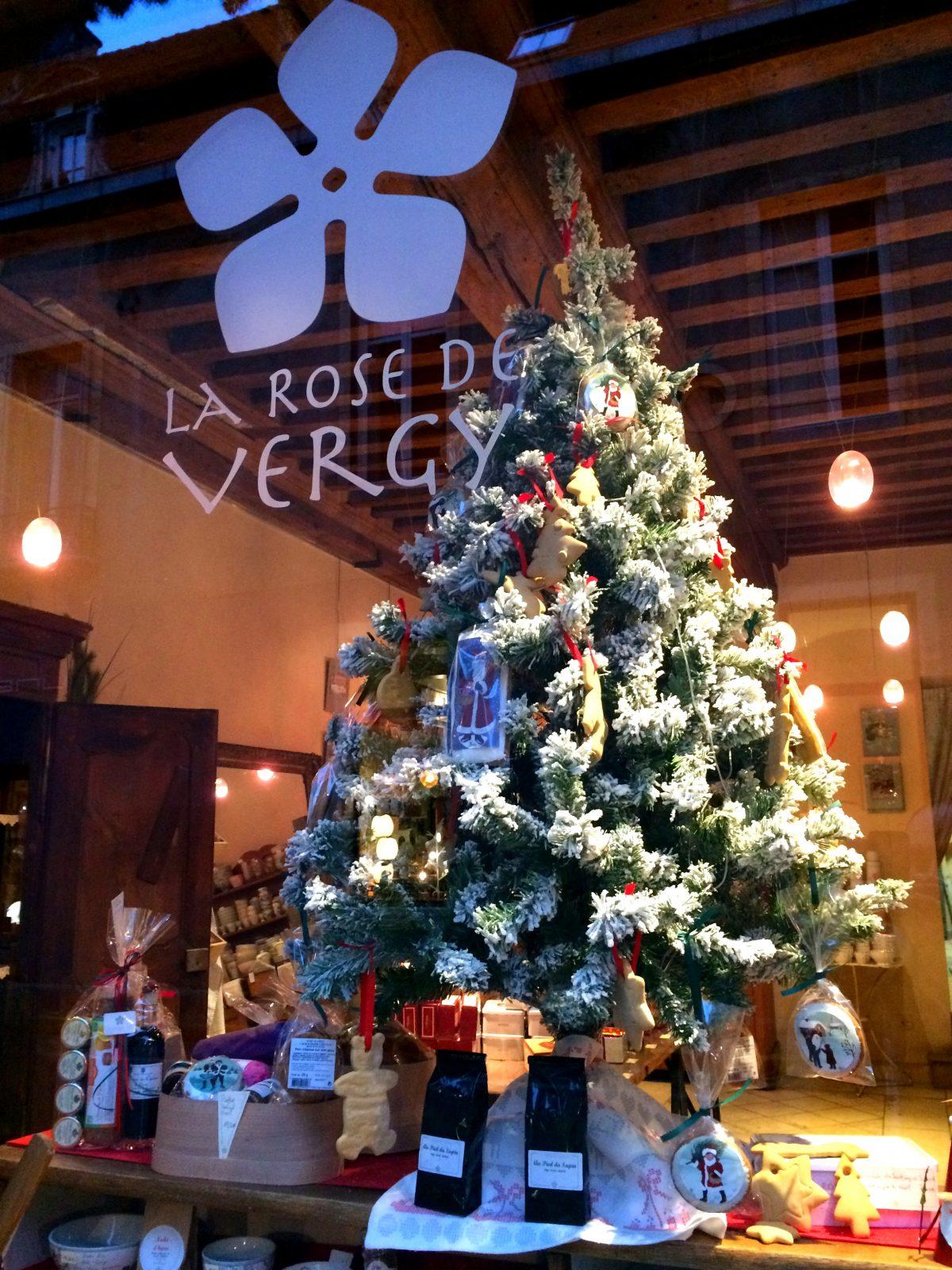 La Rose de Vergy – 1 rue de la chouette