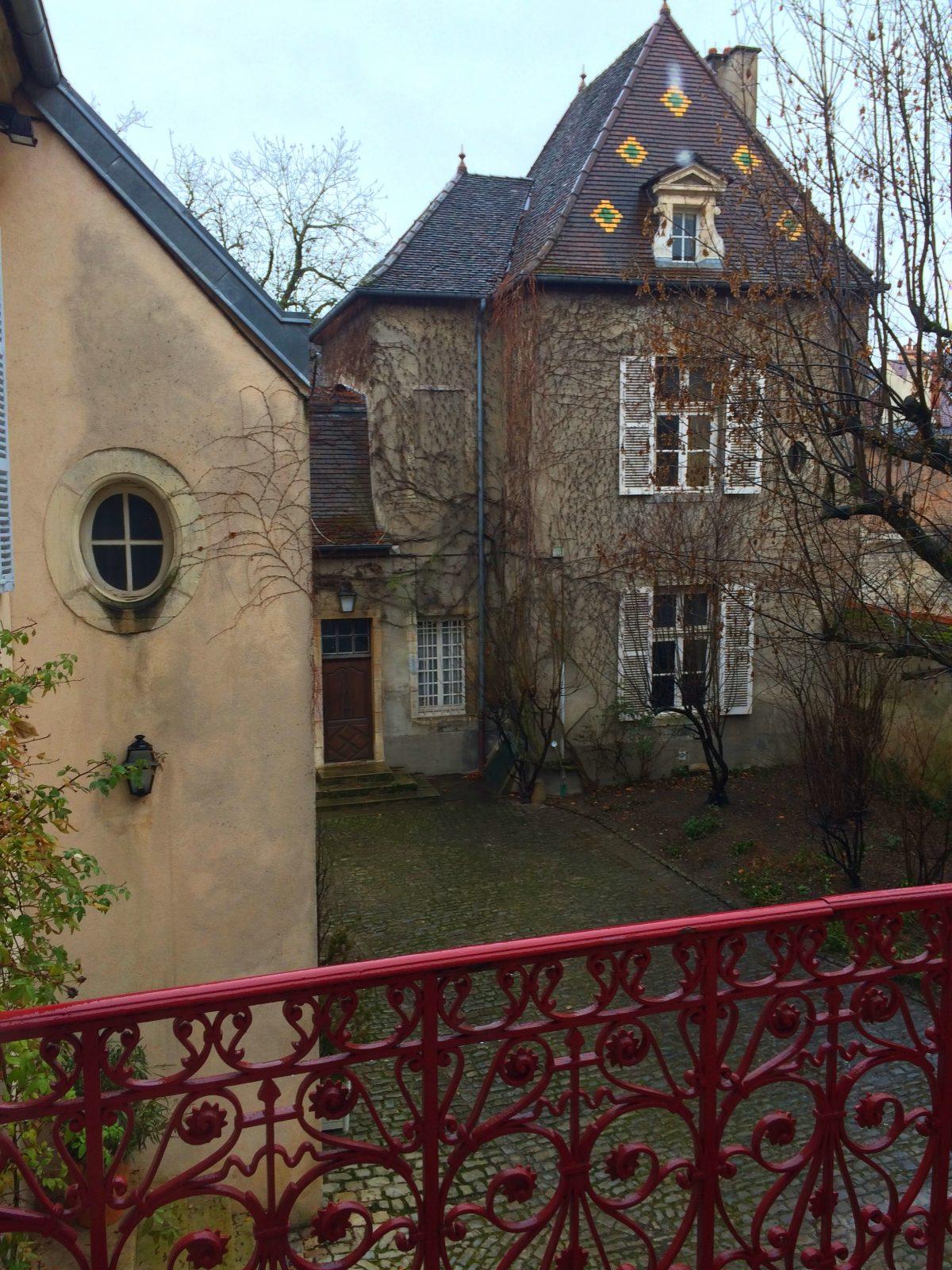 La Cour Berbisey – 31 rue Berbisey